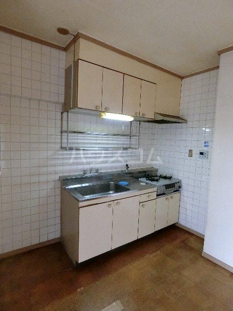 さくらビル 302号室のキッチン