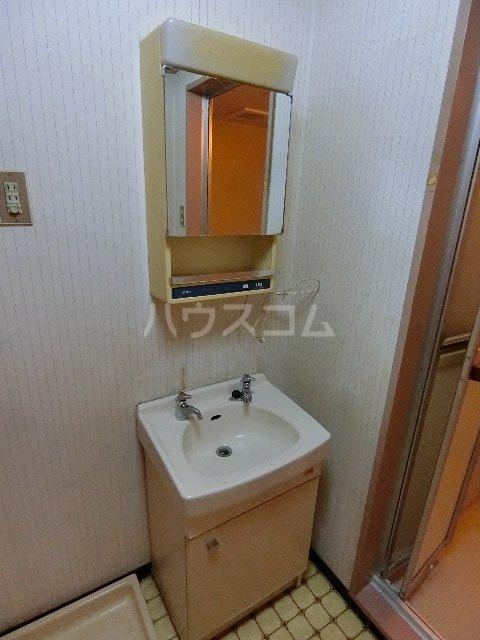 さくらビル 302号室の洗面所