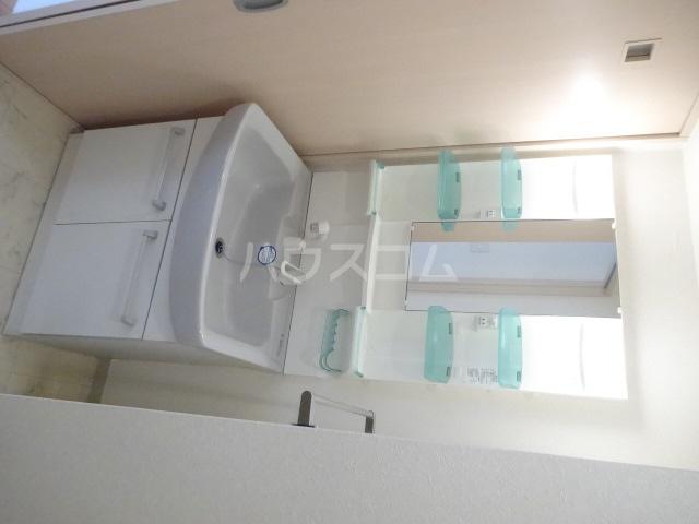 ランドマーク吉塚 701号室の洗面所