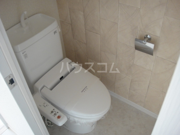 プライムアーバン博多東 505号室のトイレ