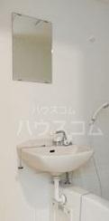 ソフィー箱崎 201号室の洗面所