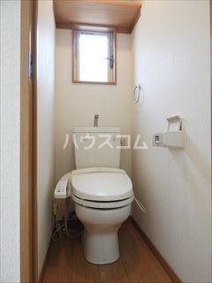 ソフィー箱崎 201号室のトイレ