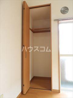ソフィー箱崎 201号室の収納