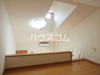 ソフィー箱崎 205号室のベッドルーム