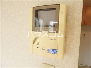 ソフィー箱崎 205号室のセキュリティ