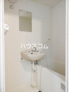 ソフィー箱崎 205号室の洗面所