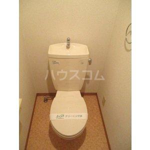 奈良屋アネックス 501号室のトイレ