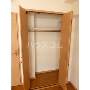 奈良屋アネックス 501号室の収納