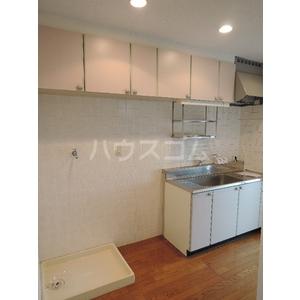 イーストUコート 207号室のキッチン