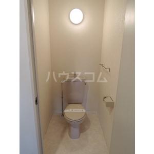 イーストUコート 207号室のトイレ