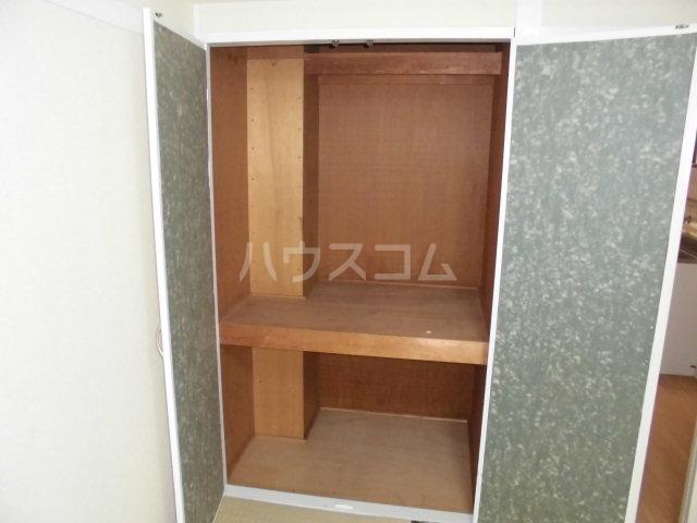 渕野ビル 402号室の収納