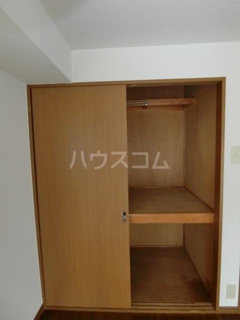 ラピス博多駅東 701号室の収納