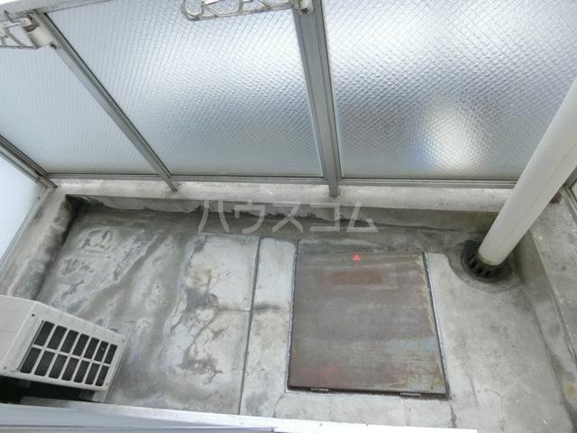 ラピス博多駅東 701号室のバルコニー