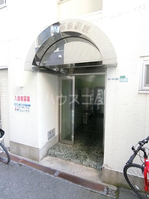 ラピス博多駅東 701号室のエントランス