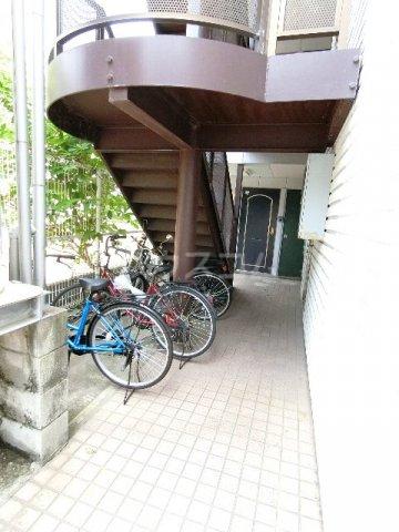 ネクス九大西門 203号室のキッチン