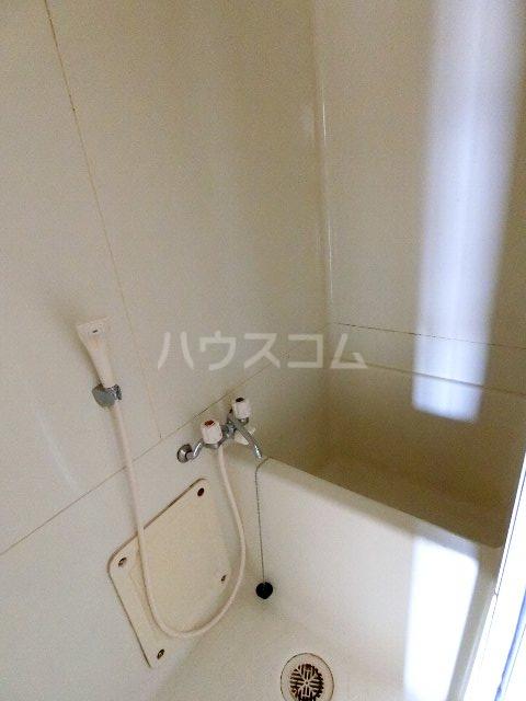 ネクス九大西門 203号室のトイレ