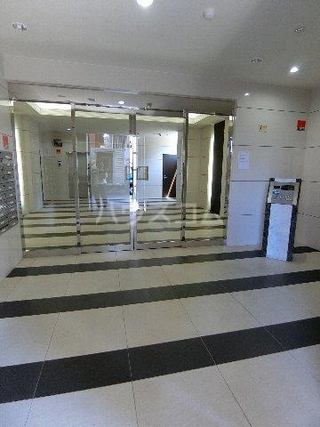 レジデンス箱崎 704号室のセキュリティ