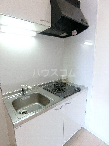 レジデンス箱崎 704号室のキッチン
