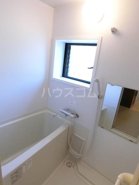 ドリームK D号室の風呂