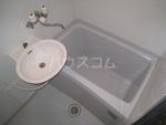 ルミエール・ドゥ 103号室の洗面所