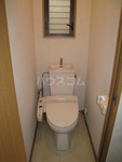 ルミエール・ドゥ 103号室のトイレ