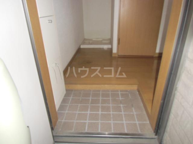 ルミエール・ドゥ 103号室の玄関