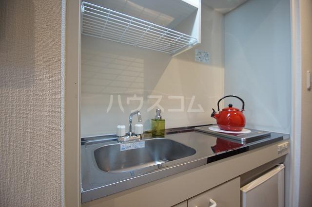フェルト627 507号室のキッチン