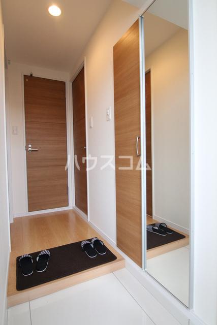 sho style HAKATA 903号室の玄関