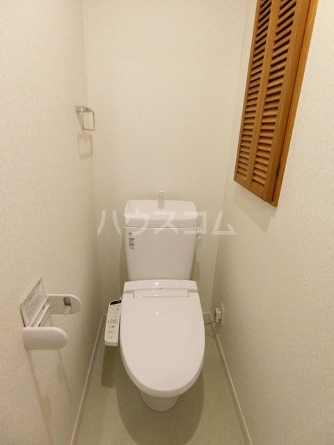 第34川崎ビル 405号室のトイレ