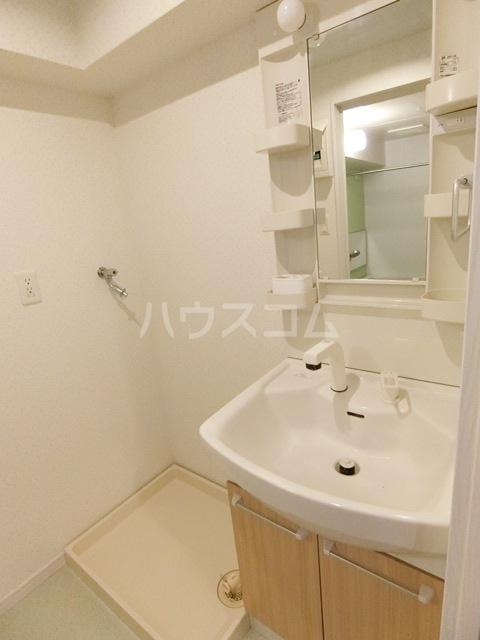 第34川崎ビル 405号室の洗面所
