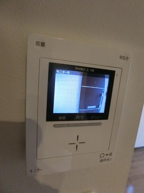 バーンメアオ チットロム 101号室のセキュリティ