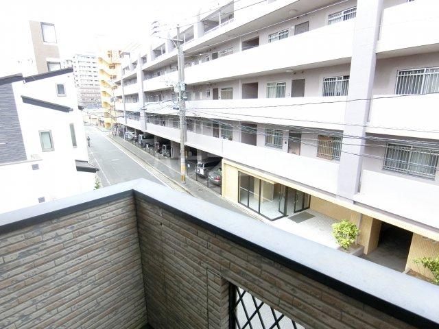 ピュア箱崎六番館 201号室の景色