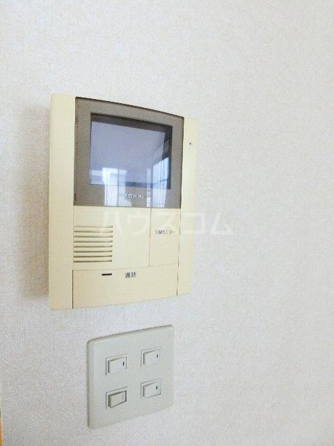 サンリバー箱崎駅南 201号室のセキュリティ