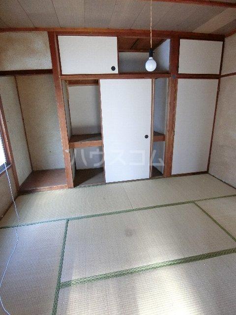 丸源荘 202号室の収納