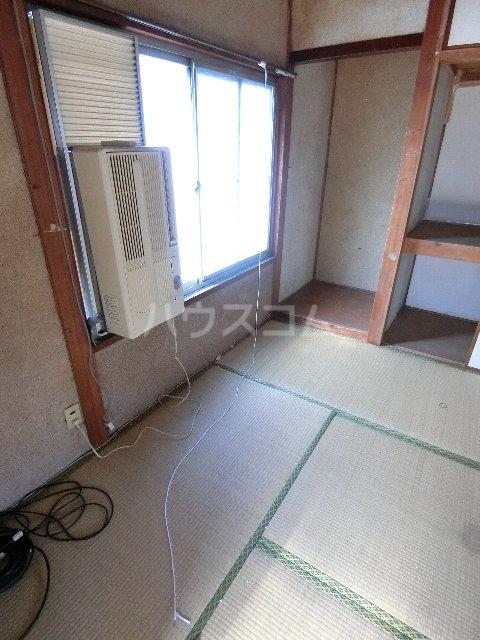 丸源荘 202号室の設備