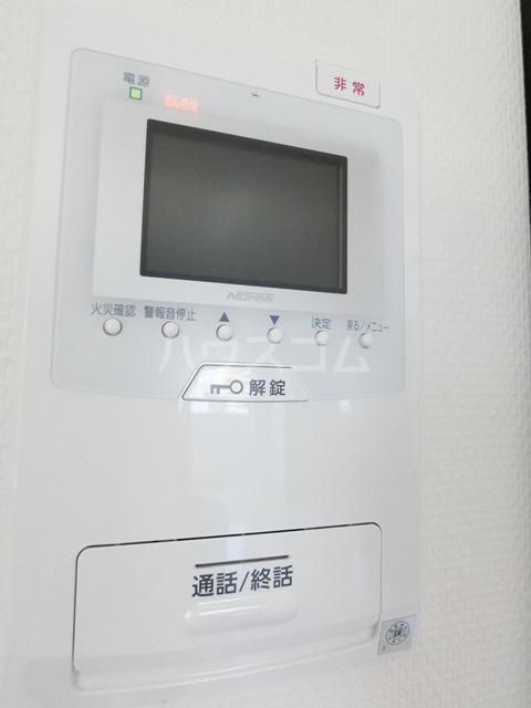 ウインステージ箱崎Ⅱ 1101号室のセキュリティ