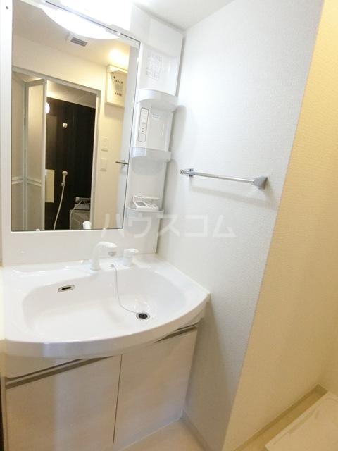 ウインステージ箱崎Ⅱ 1101号室の洗面所