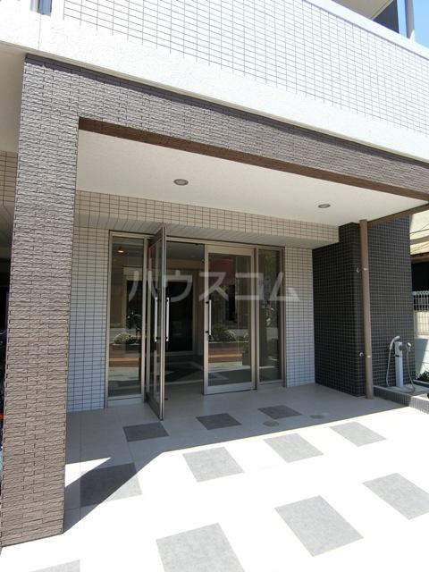 ウインステージ箱崎Ⅱ 1101号室のエントランス