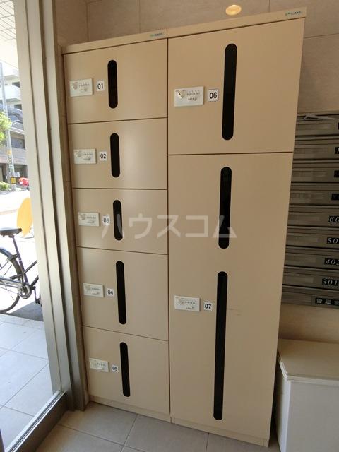 ウインステージ箱崎Ⅱ 1101号室のその他共有