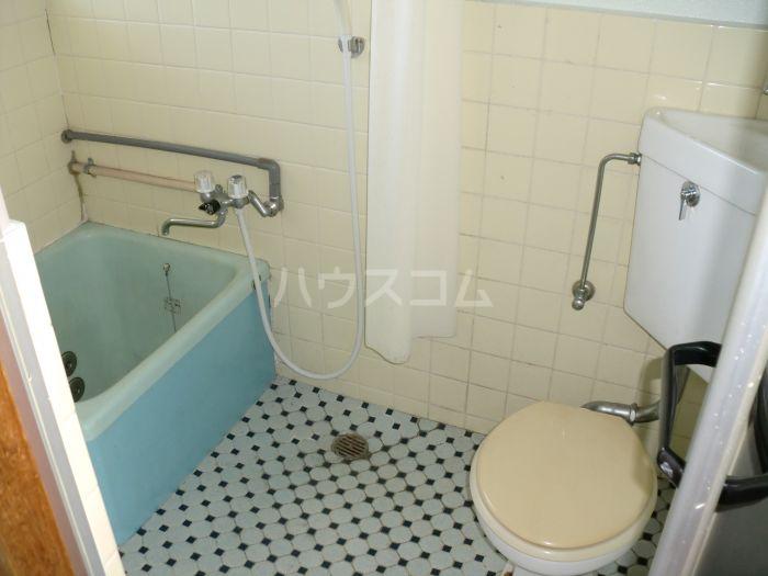窪田ハイツ  101号室のトイレ