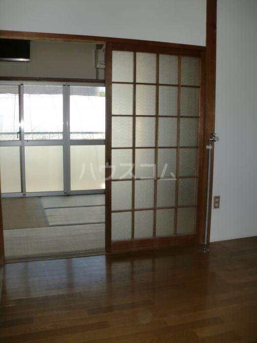 窪田ハイツ  101号室のベッドルーム