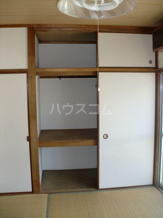 窪田ハイツ  101号室の収納
