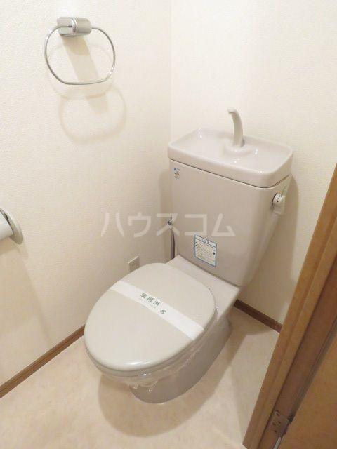 宝州博多第一ビル 805号室のトイレ