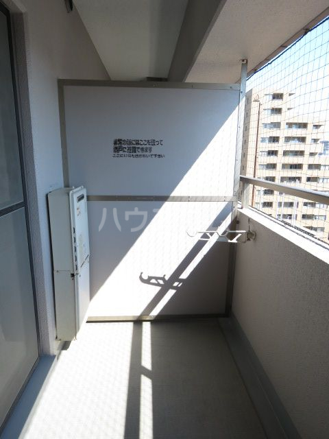 宝州博多第一ビル 805号室のバルコニー