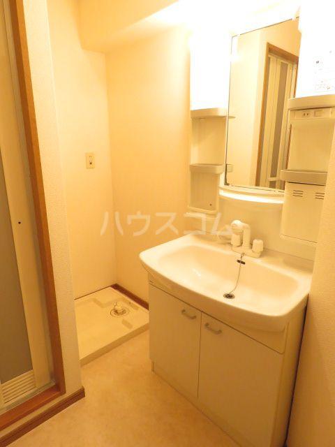宝州博多第一ビル 805号室の洗面所