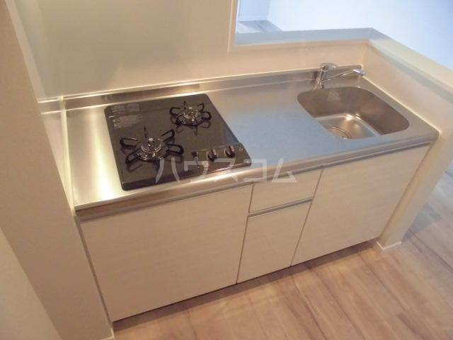 リテラ博多Ⅱ 301号室のキッチン