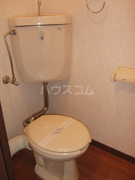 サンシティ箱崎九大前 203号室のトイレ