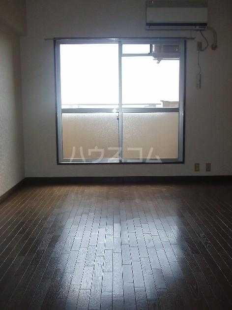 サンシティ箱崎九大前 203号室のベッドルーム