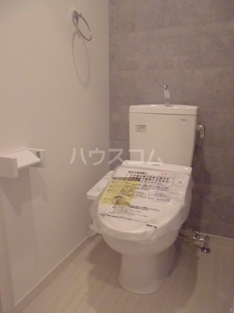 ALFACIO De Clave 1110号室のトイレ
