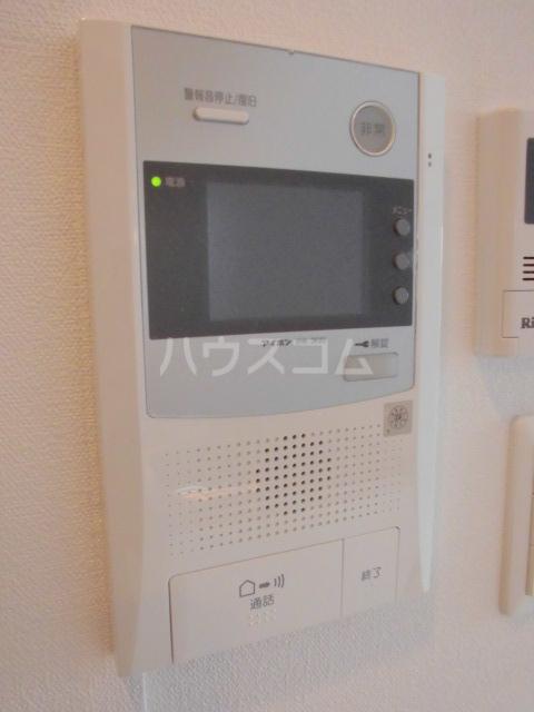 ALFACIO De Clave 1110号室のセキュリティ